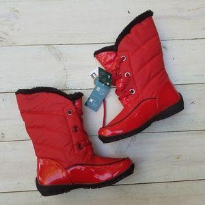 NWT SPORTO waterproof JAMIE winter boots